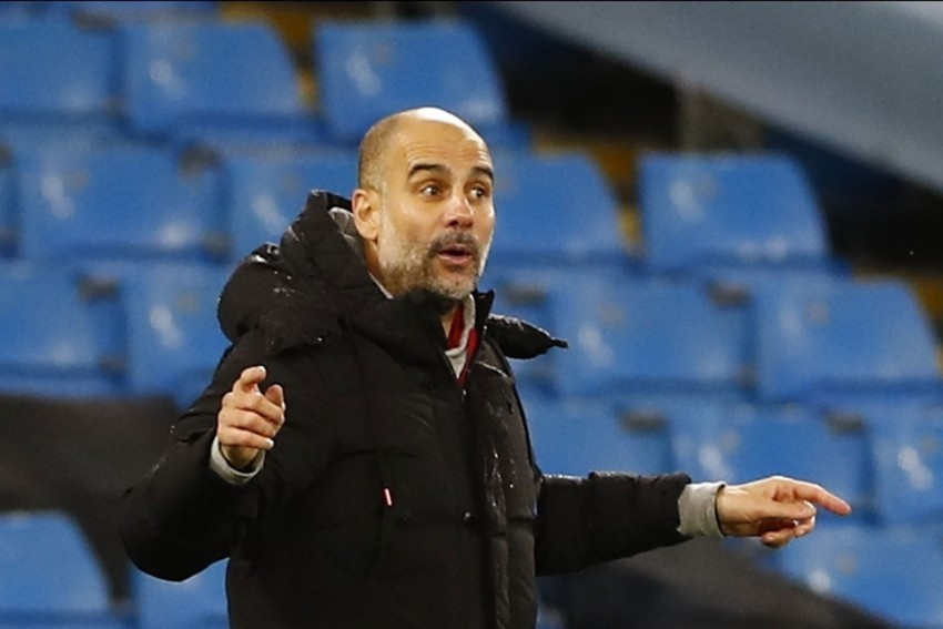 Manchester City Set New Club Record Of 12 Straight Wins