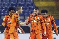 Sampdoria 0-2 Juventus: Federico Chiesa, Aaron Ramsey Seal Victory For Andrea Pirlo's Men