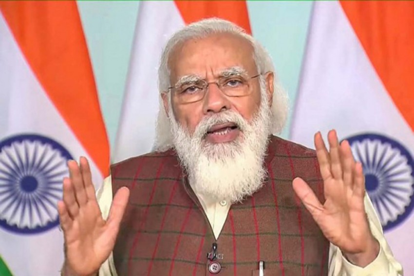 Prime Minister Narendra Modi To Host The First 'Mann Ki Baat' Of 2021 Today