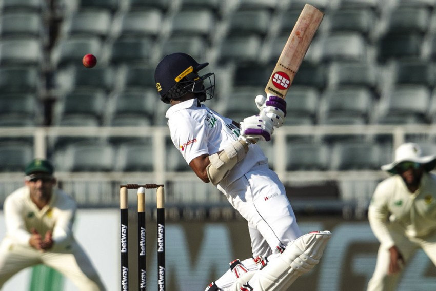 SA Vs SL, 2nd Test, Day 2 Report: South Africa Close In But Sri Lanka Still Fighting