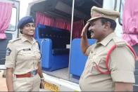 Heartwarming! Proud Cop Father Salutes DSP Daughter In Andhra; Pic Goes Viral