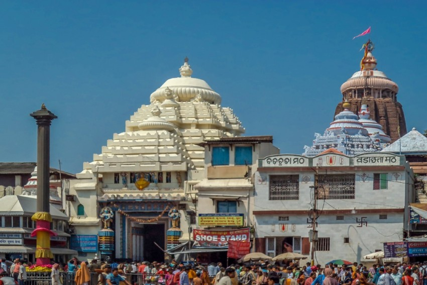 Jagannath Temple In Puri Reopens After 9 Months