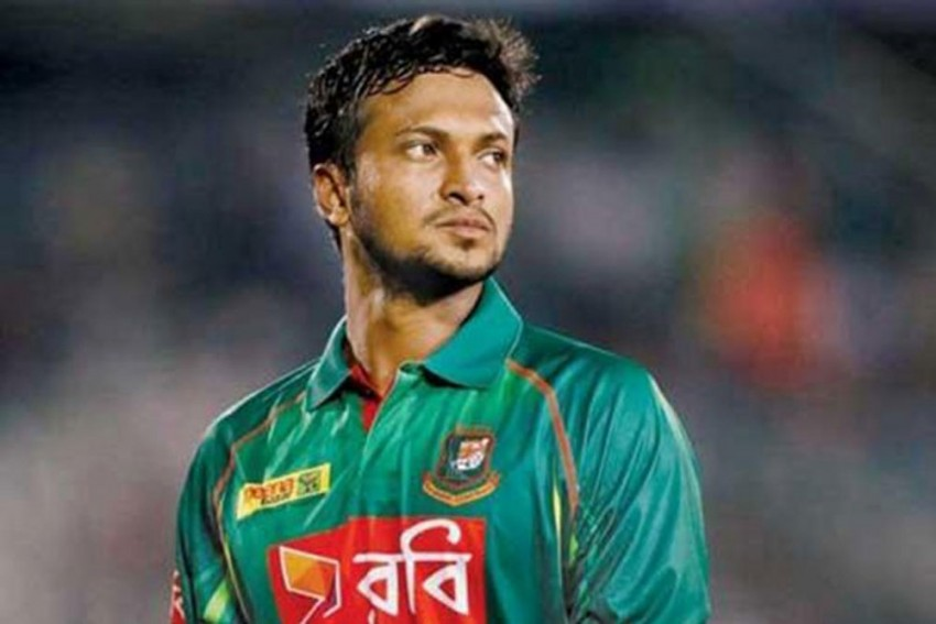 Shakib Al Hasan Included In Bangladesh's Preliminary Squad For West Indies Series