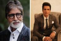 Amitabh Bachchan Announces Sonu Sood's Upcoming Film 'Kisaan'