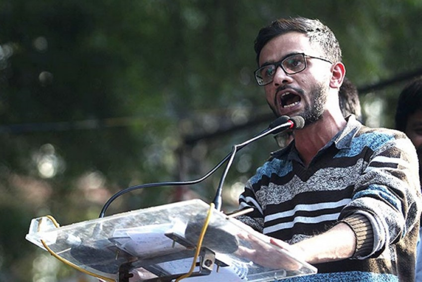 Media Trial Affecting My Right To Free And Fair Trial: Umar Khalid