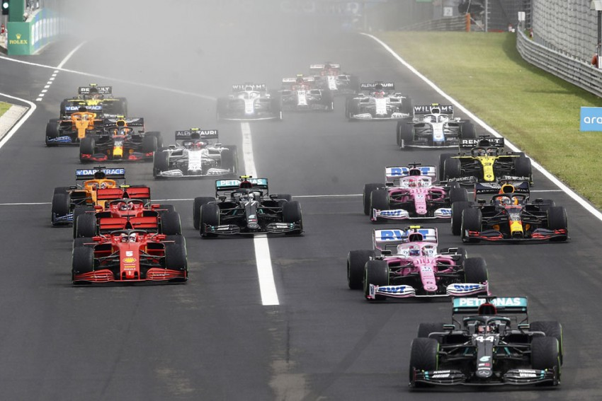 F1 Negotiations With Australian GP Are 'Live And Active'