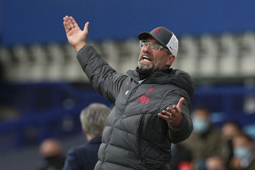 Jurgen Klopp Blames Liverpool Loss On Missed Penalty Appeals