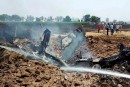 Indian Air Force's MiG-21 Aircraft Crashes In Rajasthan, Pilot Safe