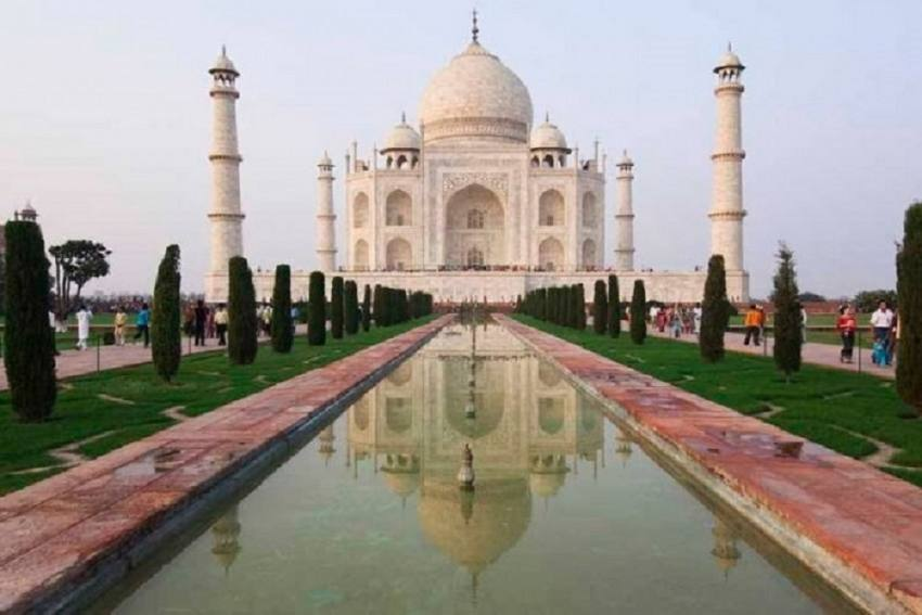 4 Held For Waving Saffron Flag At Taj Mahal, CISF To Review Security Measures