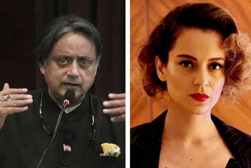 Pay For Household Work? Shashi Tharoor Backs Kamal Haasan, Kangana Says 'Don't Need Salary'