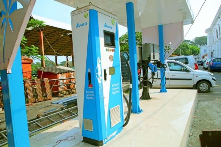 Haryana Goes Eco-Friendly, Inaugurates First E-Charging Gas Station At Panchkula