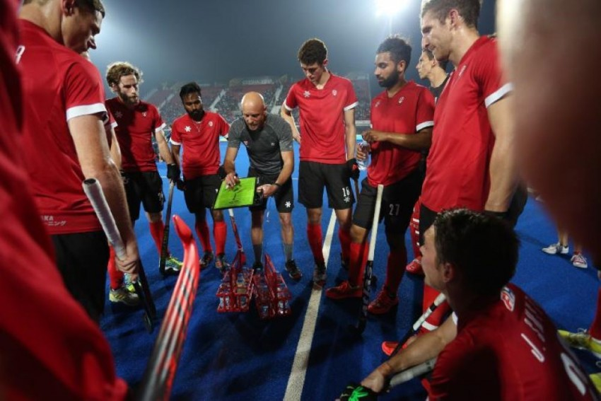 Gregg Clark Appointed Analytical Coach Of Indian Men's Hockey Team