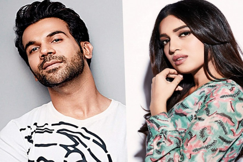 Rajkummar Rao, Bhumi Pednekar Begin Shooting For 'Badhaai Do'