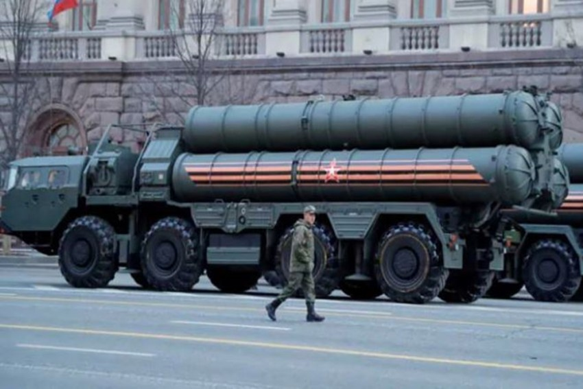 India's S-400 Deal With Russia May Trigger US Sanctions: Congressional Report