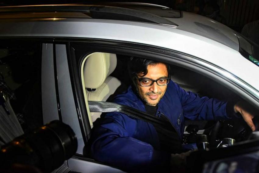TRP Scam: Evidence Found Against Arnab Goswami, Mumbai Police Informs Bombay HC