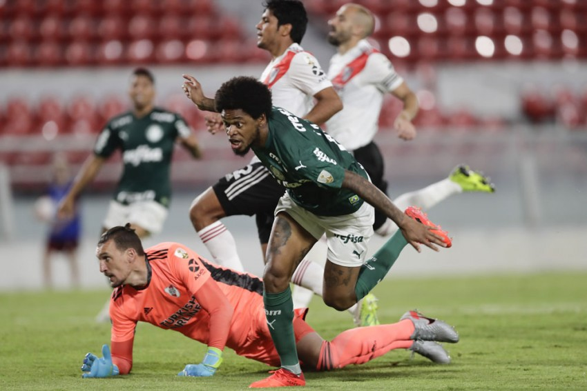 River Plate 0-3 Palmeiras: Brazilian Outfit Close In On Copa Libertadores Final Stunning Win
