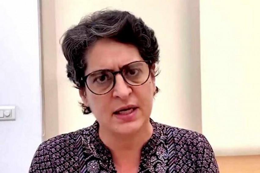 'Something Wrong With UP Govt's Intentions': Priyanka Gandhi On Budaun Rape Incident
