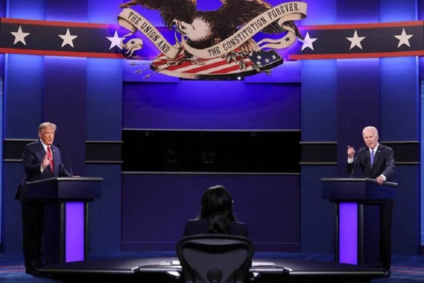 Donald Trump vs Joe Biden: Georgia Turns Premier Battleground On US Election Final Day