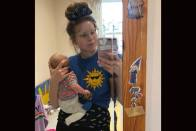 'Harry Potter' Actor Jessie Cave's Infant Tests Covid-19, Says Strain Is 'Super Powerful'
