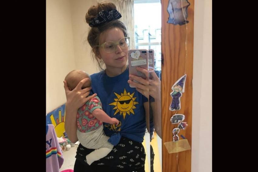'Harry Potter' Actor Jessie Cave's Infant Tests Covid-19 ...