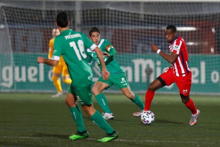 Cornella 1 0 Atletico Madrid La Liga Leaders Downed By Segunda B Minnows In Copa Del Rey