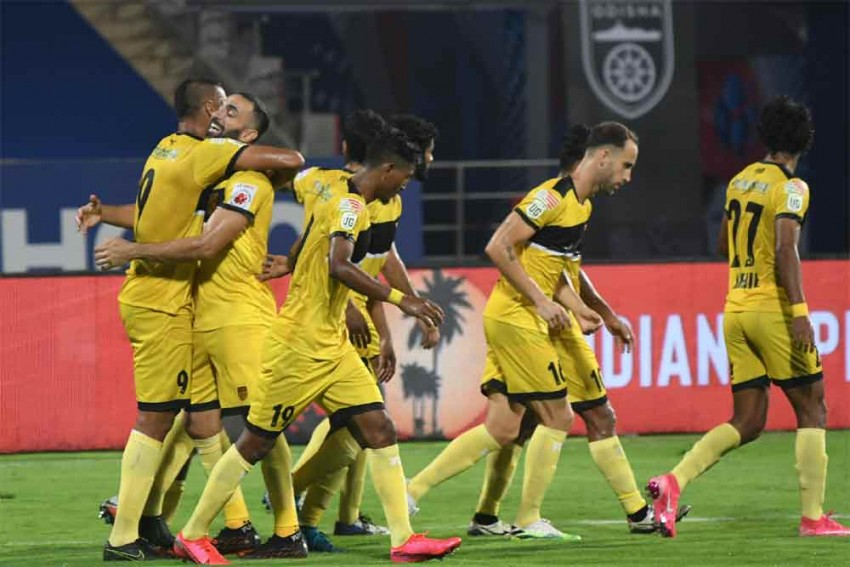 ISL 2020-21, Match 51 Preview: Hyderabad FC Face NorthEast United In Mid-table Clash