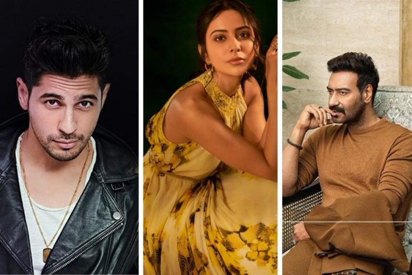 Ajay Devgn, Sidharth Malhotra, Rakul Preet Singh To Star In Indra Kumar's Next