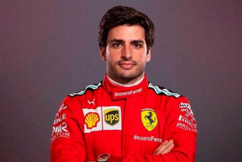 F1 Driver Carlos Sainz Compares Ferrari, McLaren To Real Madrid, Barcelona