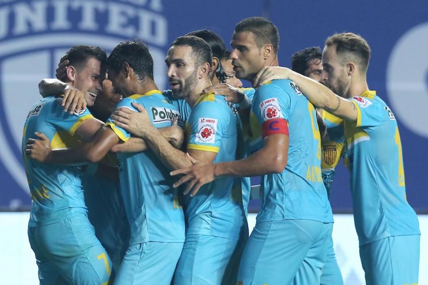 ISL 2020-21, Match 51 Report: Liston Colaco's Brace Helps Hyderabad FC Beat NorthEast United 4-2