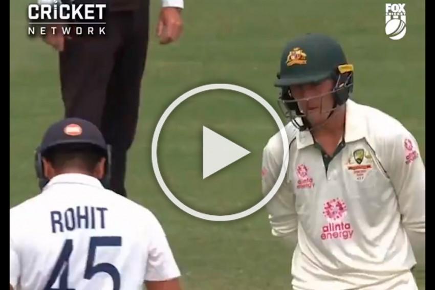 AUS Vs IND, 3rd Test: Watch Marnus Labuschagne's Futile Attempt To Provoke Shubman Gill, Rohit Sharma - VIDEO