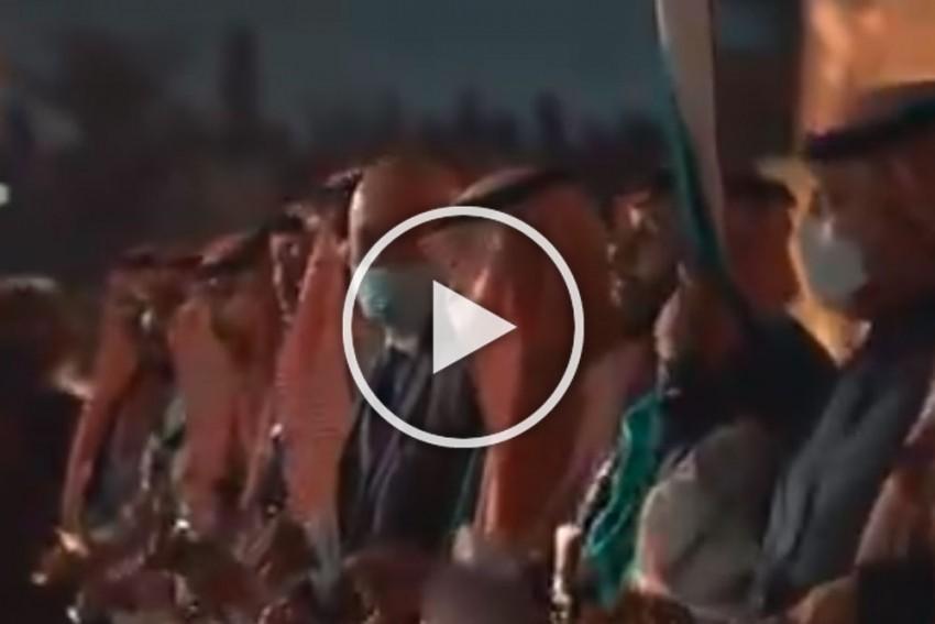 Amnesty Critical Of FIFA President Gianni Infantino Starring In Saudi PR Video