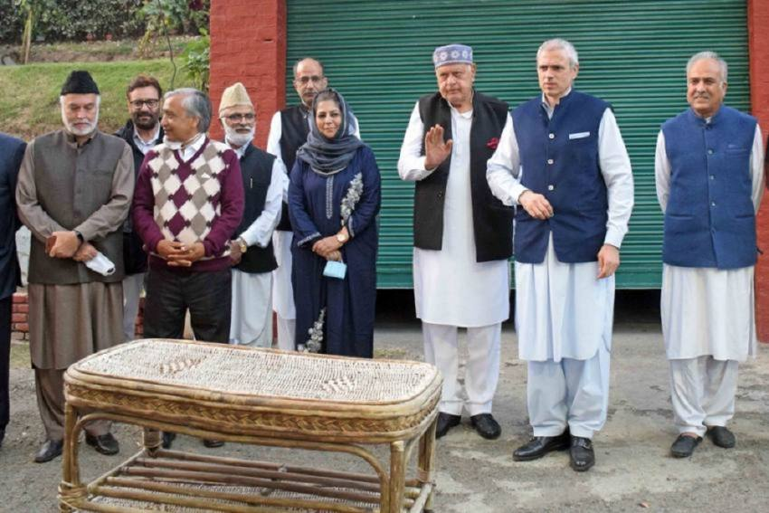 What Now? Rumblings Within People's Alliance On Road Map After J-K Council Polls