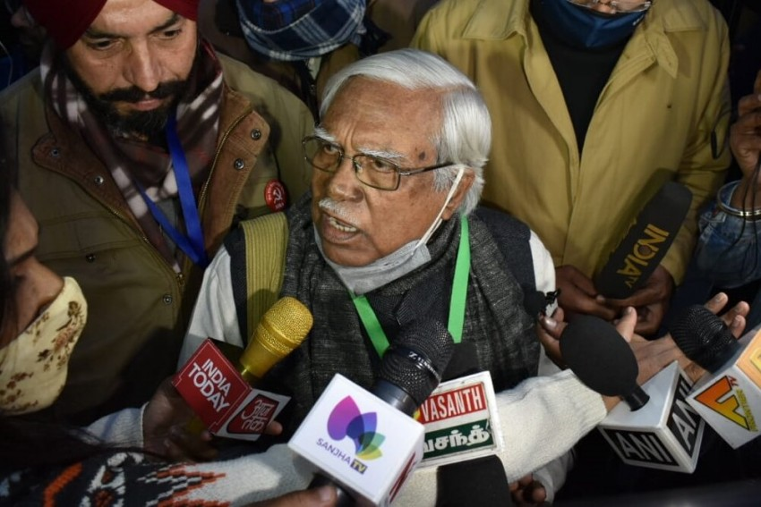 Not Much Hope, Says Farmer Leader On Next Round Of Talks