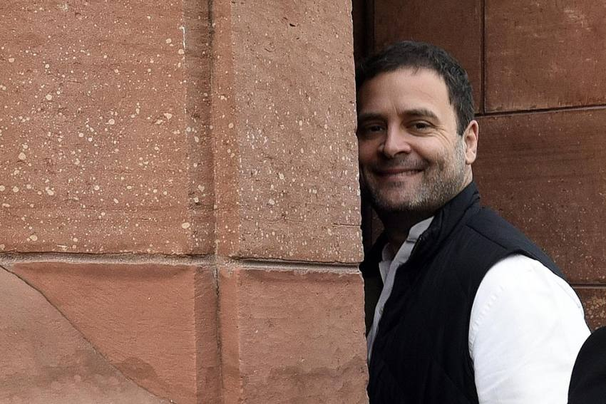 Will He, Won't He? Congress Buzz Is Rahul Is Willing