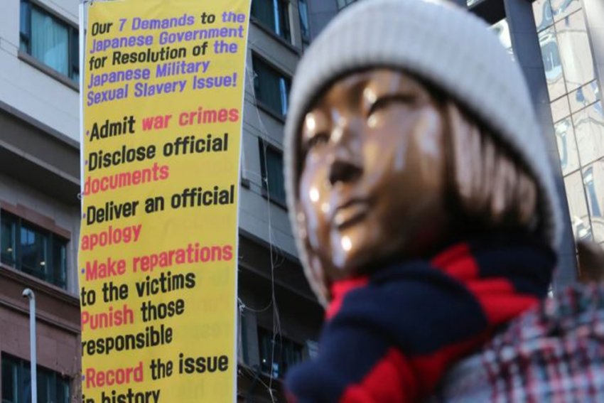 South Korean Court Orders Japan To Compensate Wartime Sex Slaves