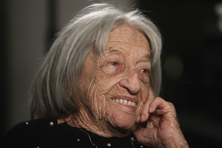 'I Love Life': Oldest Living Olympic Champion And Holocaust Survivor, Agnes Keleti, Turns 100