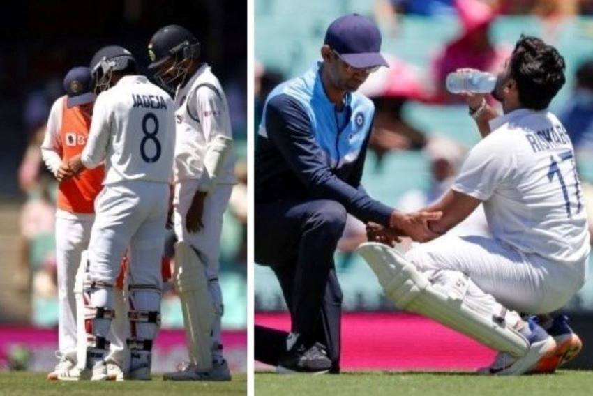 AUS Vs IND: Rishabh Pant And Ravindra Jadeja Taken For Scans As India's Injury Woes Pile Up
