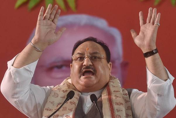 Mamata Wooing Farmers As She Is Losing Ground In State: Nadda