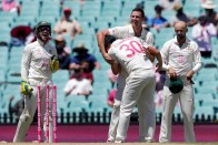 AUS Vs IND: India Reach 180 For 4 At lunch, Cheteshwar Pujara Crawls As Rishabh Pant Races To 29