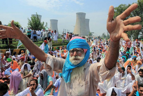 Farmers' Protest: Soil To Be Collected From Towns Of Those Who Died To Create Map Of India