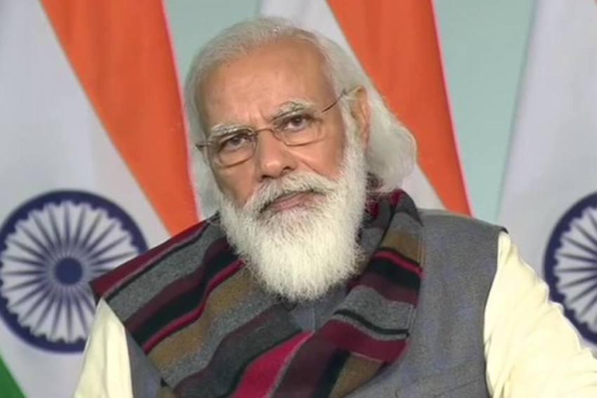 BJP Banks On Modi 'Magic' To Work On Farmers