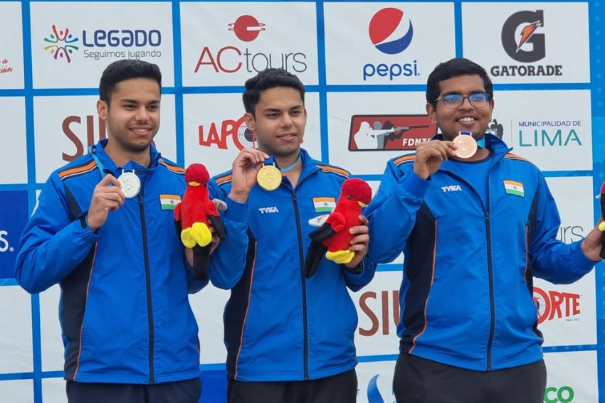 Junior Shooting Worlds: India Finish On Top With 43 Medals
