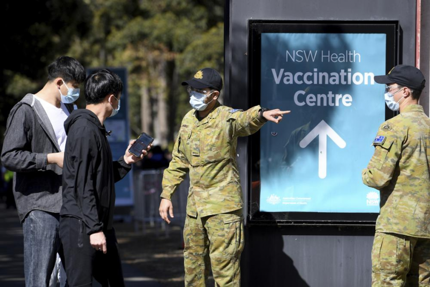 Sydney Reopens After Over 100 Days Of Lockdown After Reaching 70% Vaccination Status