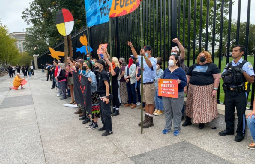 US: Indigenous People's Day Embarked With Celebrations And Protests