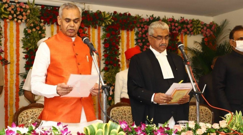 Aravind Kumar, New Chief Justice Of Gujarat HC Takes Oath