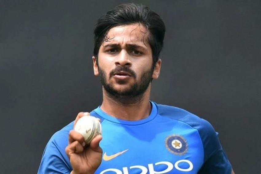 Shardul Thakur Replaces Axar Patel In India's ICC T20 World Cup Squad