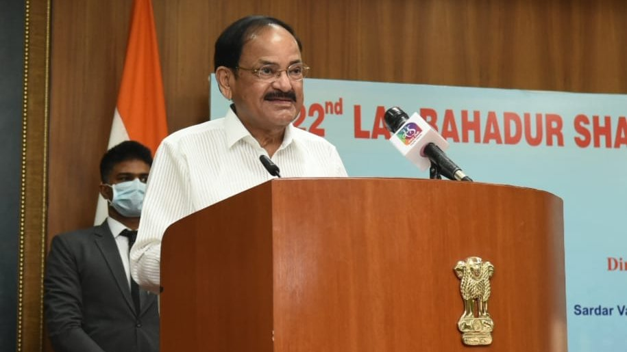 India Strongly Rejects China's Objection To VP Naidu's Arunachal Visit