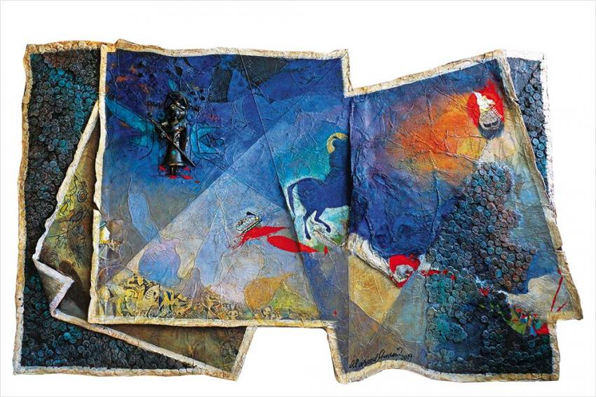 The Valley On Canvas: Colours That Tell A Hundred Stories