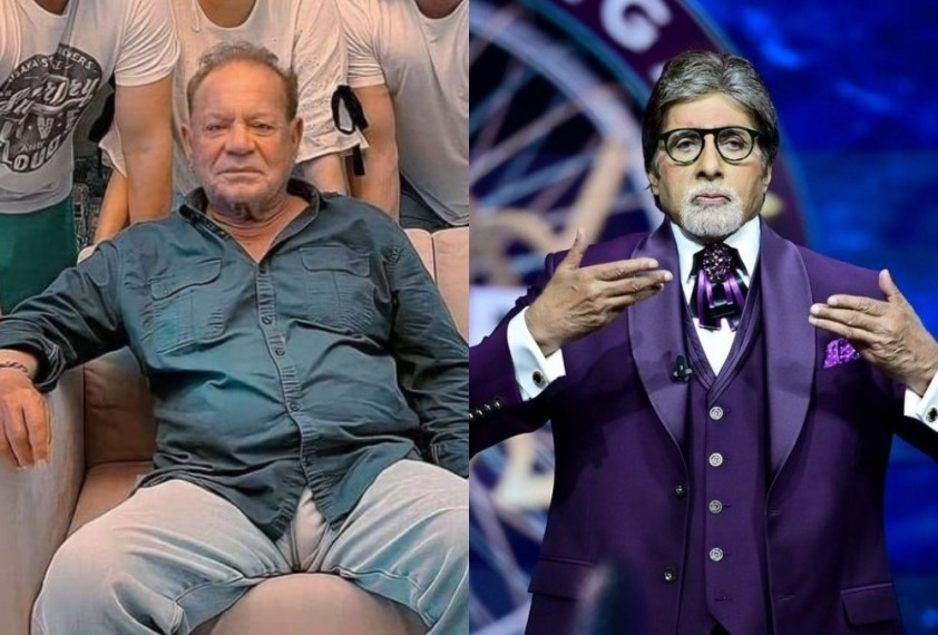 Salim Khan Feels 'Amitabh Bachchan Should Retire Now'