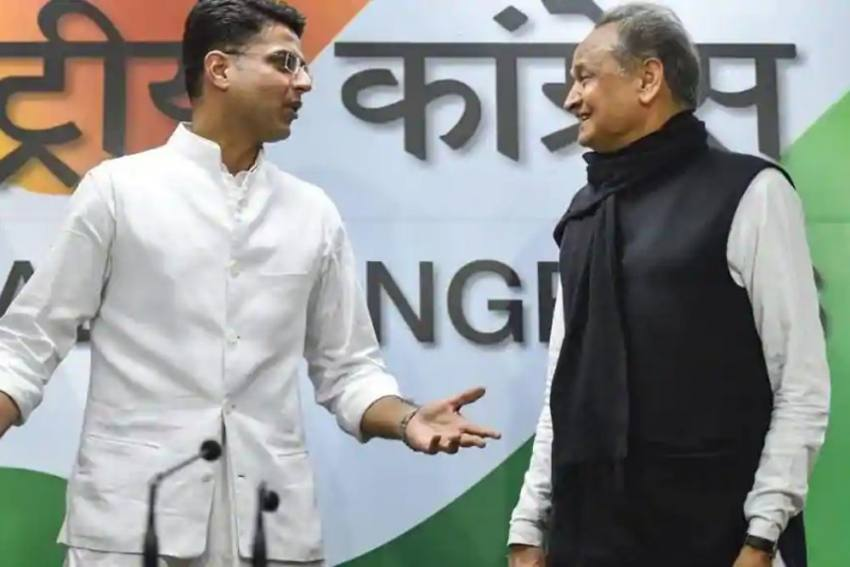 Rajasthan Bypolls: BJP And Congress Making Efforts To Keep Factionalism At Bay